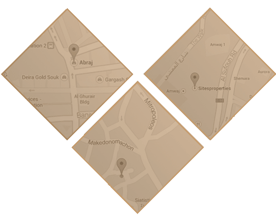 Abel Furs :: Furs in Dubai map